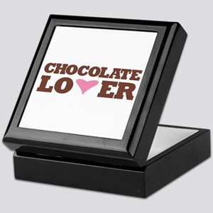 Chocolate Lover Keepsake Box