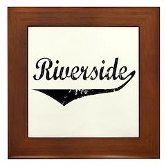 Riverside Framed Tile