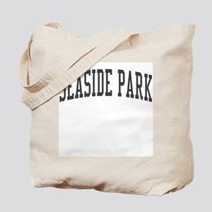 Seaside Park New Jersey NJ Black Tote Bag
