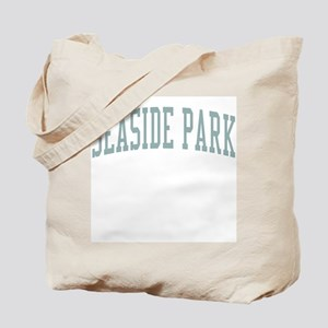 Seaside Park New Jersey NJ Green Tote Bag