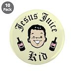 "Jesus Juice 3.5"" Button (10 pack)"