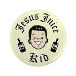 """Jesus Juice 3.5"""" Button"""