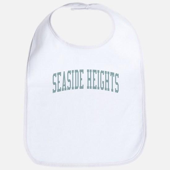 Seaside Heights New Jersey NJ Green Bib