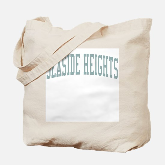 Seaside Heights New Jersey NJ Green Tote Bag