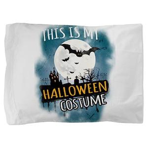 Halloween Costumes Ideas Decorations Pillow Sham