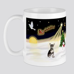 Night Flight/Chihuahua Mug