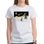 Night Flight/Chihuahua Women's T-Shirt