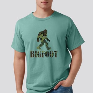 Camouflage Bigfoot T-Shirt