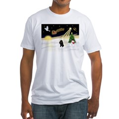 Night Flight/Poodle (Min) Shirt