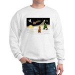 Night Flight/Poodle Std Sweatshirt