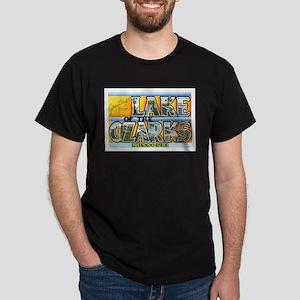 Lake Ozarks Missouri MO Dark T-Shirt