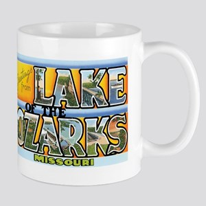 Lake Ozarks Missouri MO Mug