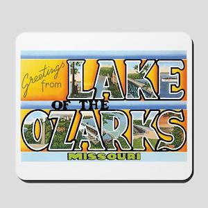 Lake Ozarks Missouri MO Mousepad