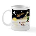 Night Flight/3 Chihuahuas Mug