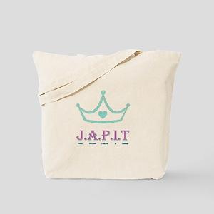 Jewish American Princess In T Tote Bag