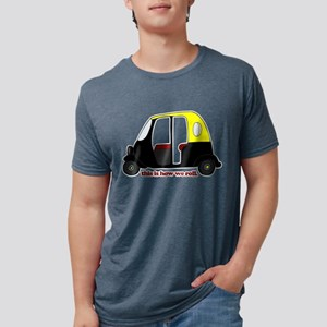 This Is How We Roll Rickshaw T-Shirt