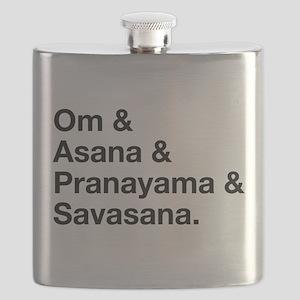 yoga ingredients Flask
