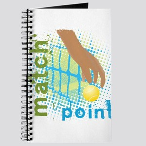 Match Point Tennis Journal