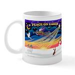 XmasSunrise/Chi Crested Mug