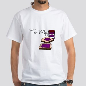 To My Jelly Clark Sizes Unisex Classic T-Shirts