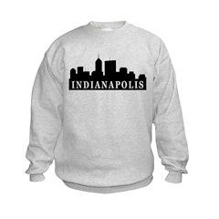 Indianapolis Skyline Sweatshirt