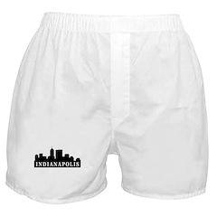 Indianapolis Skyline Boxer Shorts