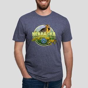 Nebraska State Bird & Flower T-Shirt