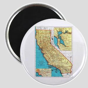 California Pride! Magnet