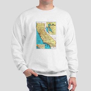 California Pride! Sweatshirt