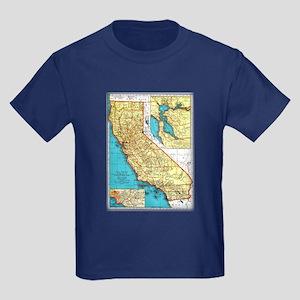 California Pride! Kids Dark T-Shirt