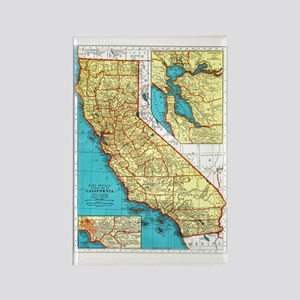 California Pride! Rectangle Magnet