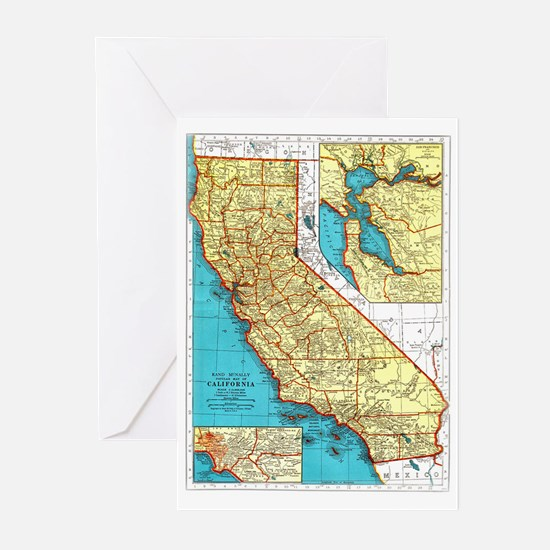 California Pride! Greeting Cards (Pk of 10)