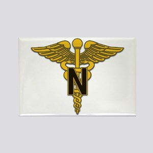 Army Nurse Corps Rectangle Magnet