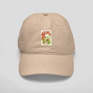 Thanksgiving Farm Design Cap