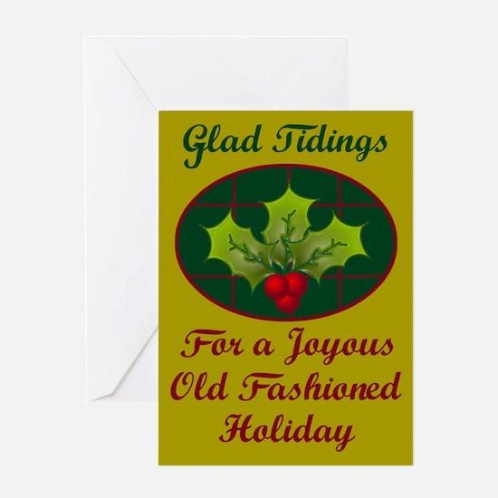 Happy Solstice Greeting Card