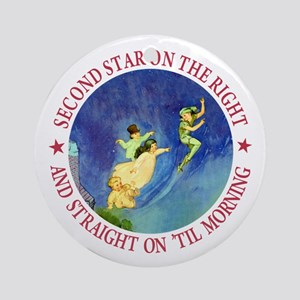 PETER PAN - FAIRY DUST Ornament (Round)