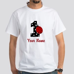 1 Ladybug ANY NAME! T-Shirt