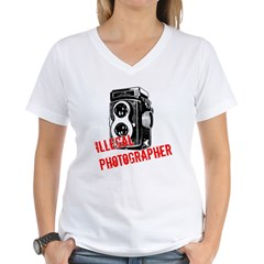 Illegal Photographer Shirt