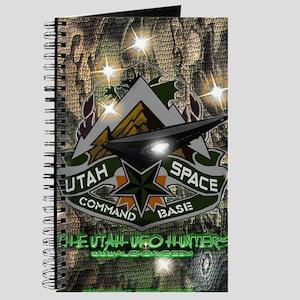 Utah Space Command Camo Journal