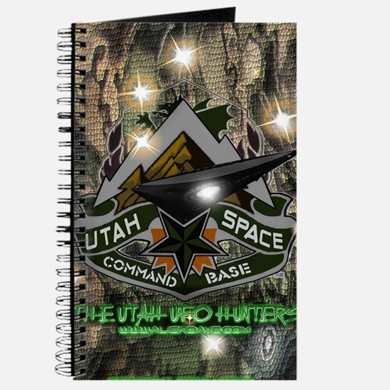 Utah Space Command Camo Journal