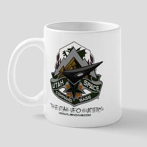Utah Space Command Mug