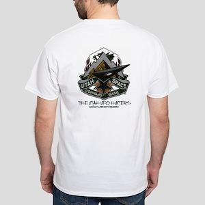 Utah Space Command Camo White T-Shirt