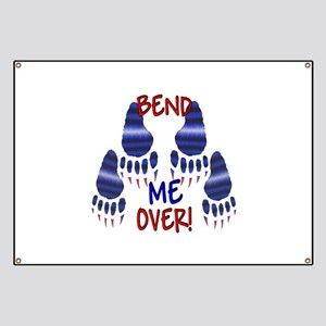 BEND ME OVER2/FURRY LEATHER PAW Banner