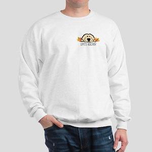 Life's Golden Fall Sweatshirt