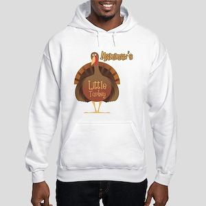 Mammaw's Little Turkey Hooded Sweatshirt