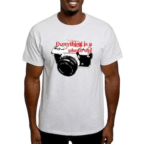 Everything's a photo op Light T-Shirt