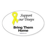 """Bring Them Home"" Oval Sticker (50)"