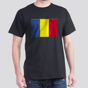 Romania Dark T-Shirt