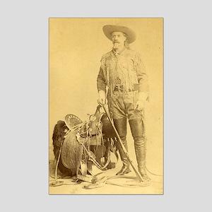 William F. Cody (Buffalo Bill) Photo Poster Print