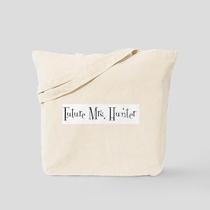 Future Mrs. Hunter Tote Bag